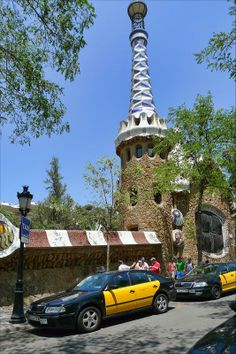 Barcelona, Parc Guell
