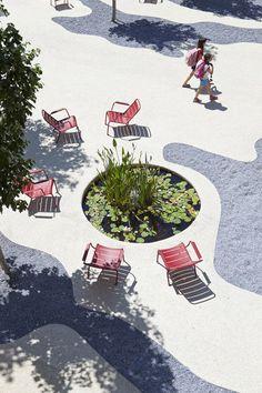TeMA urban landscape design_03 Fermob, outdoor furniture