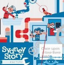 News|The Sydney Story Factory books young voices||ArtsHub Australia