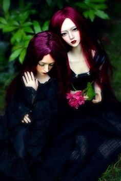 together   by dolls of milena
