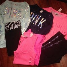 Victoria's secret PINK clothes