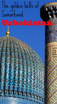 The history and architecture of Samarkand in Uzbekistan will knock your indie travel socks off. Even if you've never read James Elroy Flecker or Oscar Wilde, heard of Alexander the Great or Timur, the beauty of the massive Islamic architectural set pieces here will impress. http://www.worldwanderingkiwi.com/2010/04/the-golden-road-to-samarkand-uzbekistan/