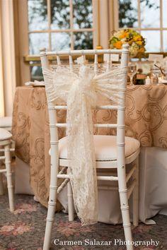 outside table linen idea