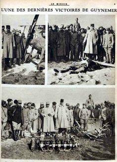 WWI, 11 Feb 1917, Le Miroir, Victory George Guynemer