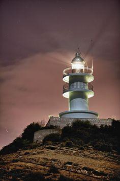 #Lighthouse - #Faro Cabo de las Huertas http://dennisharper.lnf.com/