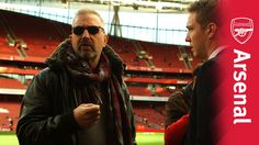 """Kevin Costner - """"Arsenal is my team"""""""