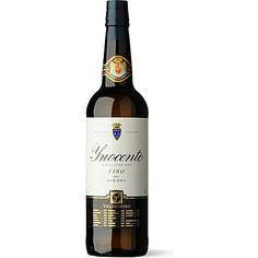 Top #wine selection >>> Valdespino 'Inocente' Fino Sherry, Jerez de la Frontera, Andalucia, Spain...Follow us on Twitter @TopWinePics