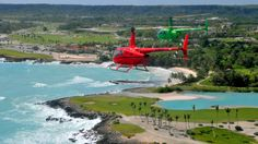 Take to the skies for a scenic flight around the Dominican Republic's sun-drenched coastline. Get a bird's-eye view of spectacular beaches, admire the Caribbean's shifting blues, and snap photos of distant green hills from your high-flying ride.