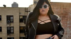 My favorite under-the-radar online stores to shop for edgy plus-size clothes