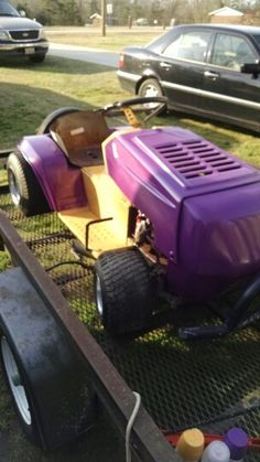 Racing Mower Engine Lawn Mower Madness Pinterest