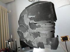 Dead Space Helmet - Riot Suit by ~MsZ-006 on deviantART