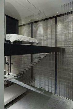 Escalera. Bedroom