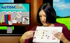 Kidz Learn Language: What Are My 3 Top Tips? Listen In as I tell parents on the set of Autism Live the top tips for helping you child learn to use AAC to communicate. Speech Language Therapy, Speech And Language, Speech Therapy Activities, Language Activities, Communication Development, Language Development, Teaching Kindergarten, Teaching Resources, Teaching Ideas