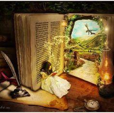 Leer me hace conocer mundos
