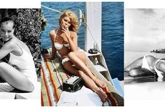 From Ursula Andress in Dr. No and Brigitte Bardot in A Very Private Affair, to Isabelle Adjani in One Deadly Summer and Elizabeth Taylor in Suddenly, Last Summer, silver screen bombshells know how to rock an all-white bathing suit in some of the most iconic scenes of all time. With wedding and honeymoon season fast approaching, blushing brides-to-be take inspiration from these stylish stars to kill it in a white swimsuit at the destination wedding of your dreams.