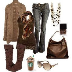 outfits para invirno 2015 - Google Search