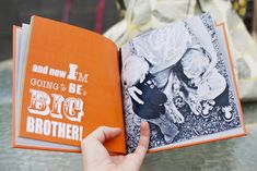 DIY: Birth Story Books. I like using Mixbook for my own layout and for printing and binding. Want to do this for Z!