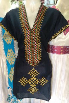 Hand+Made+Ethiopian+(Eritrean)+Habesha+Dress.Free+Shipping+through+out+the+world.