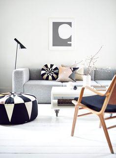 place de bleu @ bloesem.. - Living room