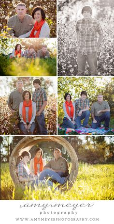 ©amy meyer photography | southeast alabama photographer | cotton field family session | www.amymeyerphotography.com