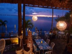 Savio's Italian Restaurant in Cancun  GORGEOUS Definitely the highlight of the trip.