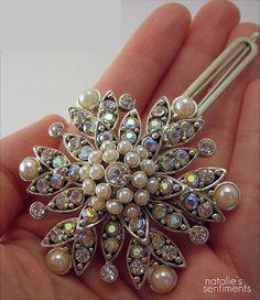 natalie's sentiments: Hair Jewels
