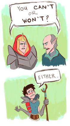 pretty awesome archer dragon age crossover