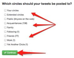 How to Automatically Send your Tweets to Google+