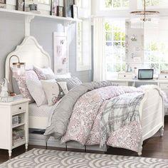parisian bedroom // fall sneak peek