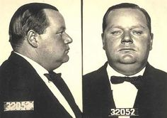 Roscoe Arbuckle's career was destroyed when a would-be starlet called Virginia Rappe died of a ruptured bladder after a weekend orgy he threw in San Francisco in 1921. The 19-stone Arbuckle was accused of raping and accidentally killing her and he was tried three times for manslaughter. It is widely believed that he was framed.