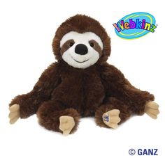 Webkinz Sloth $13.95... OMGeeeeee gotta have one !!!
