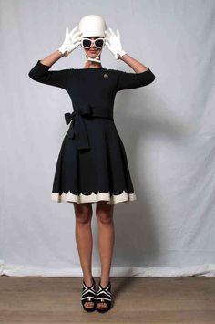 Calle - klokjurk - Little Black Dress by Michael Bannaart van Bergen