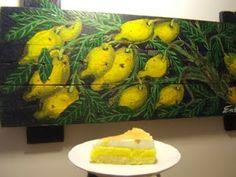Ricetta in italiano di torta al limone