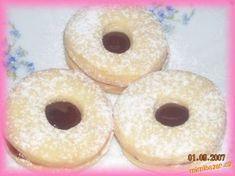 Jemňoučké koláčky - jemnější než linecké!!!