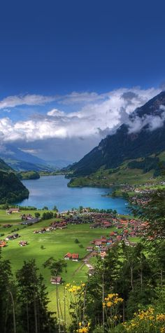 Lungern, Obwalden, Switzerland