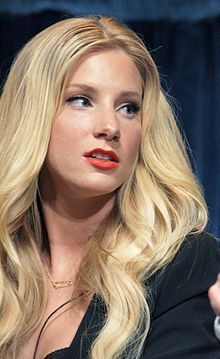 Heather Morris - Wikipedia, the free encyclopedia