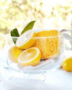 Consejos para utilizar el limón como producto limpiador