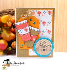 Stamps At Play: Whimsical Fall