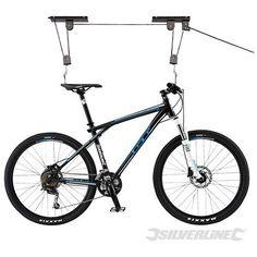 Rangement porte-vélo ascenseur - 20 kg