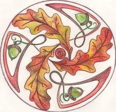 Autumn by Spiralpathdesigns on DeviantArt