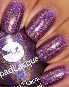 Lilypad Lacquer Velveteen (swatched)