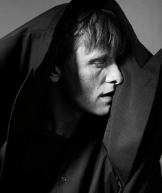 Viggo Mortensen by Richard Burbridge.