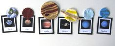 Solární systém - třísložkové karty