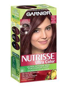 Ultra Color R0 - Darkest Intense Auburn