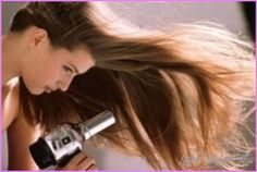 nice Blow Drying Your Hair