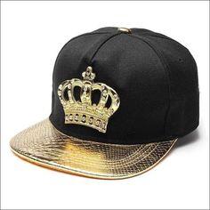 the best attitude b82da 99c05 KING Crown Baseball Caps