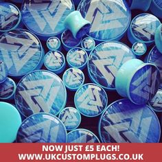 These Cloud Triangle plugs are now just £5 each for a limited time only!  Treat yourself to these awesome plugs! pic.twitter.com/jyjtsVc15M