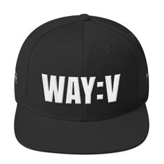 Now trending: WAY: V Wool Blend Snapback http://sammichapparel.com/products/way-v-wool-blend-snapback