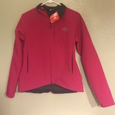 New The North Face Jacket NEw with tags The North Face Soft Shell jacket size M North Face Jackets & Coats