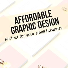 Affordable graphic design services perfect for your small business! I specialise in branding for small businesses to help you attract your ideal clients. Social Media Games, Graphic Design Services, Brand Packaging, Small Businesses, Branding, Outfit, Creative, Photography, Outfits